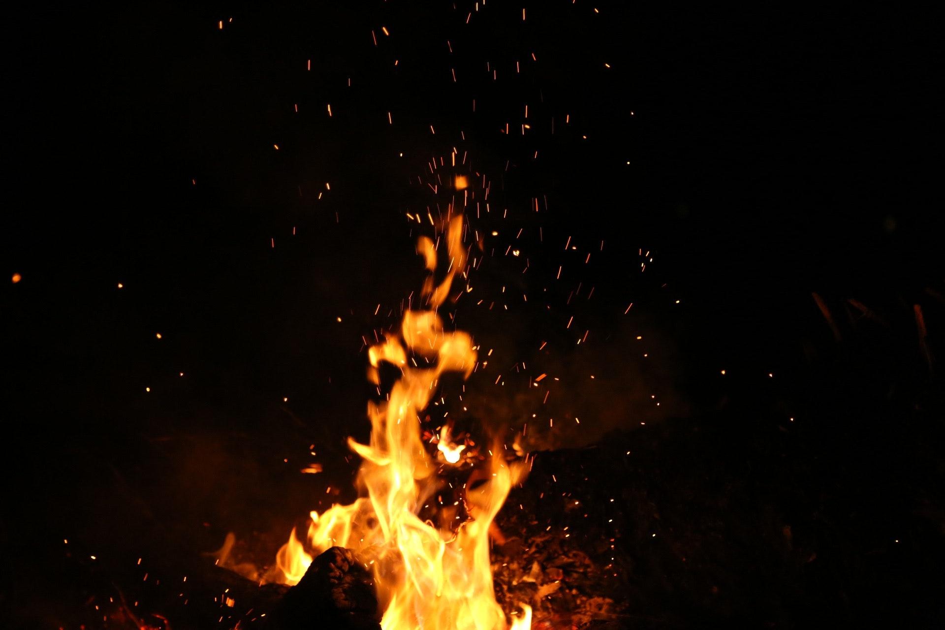 Eldkväll med musikunderhållning (20 okt)