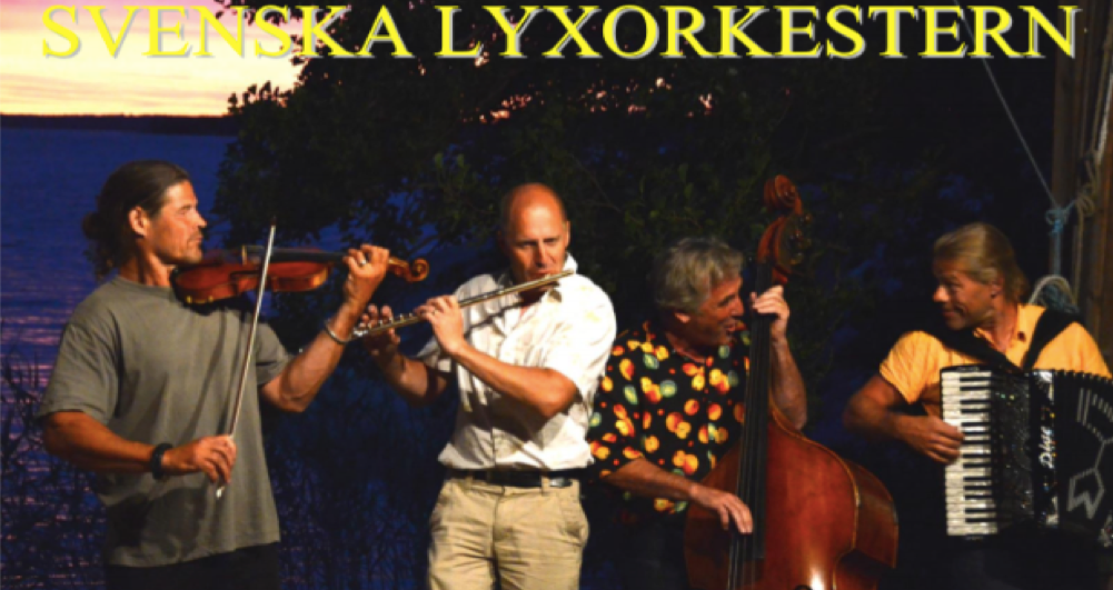 Svenska Lyxorkestern (14 juli)