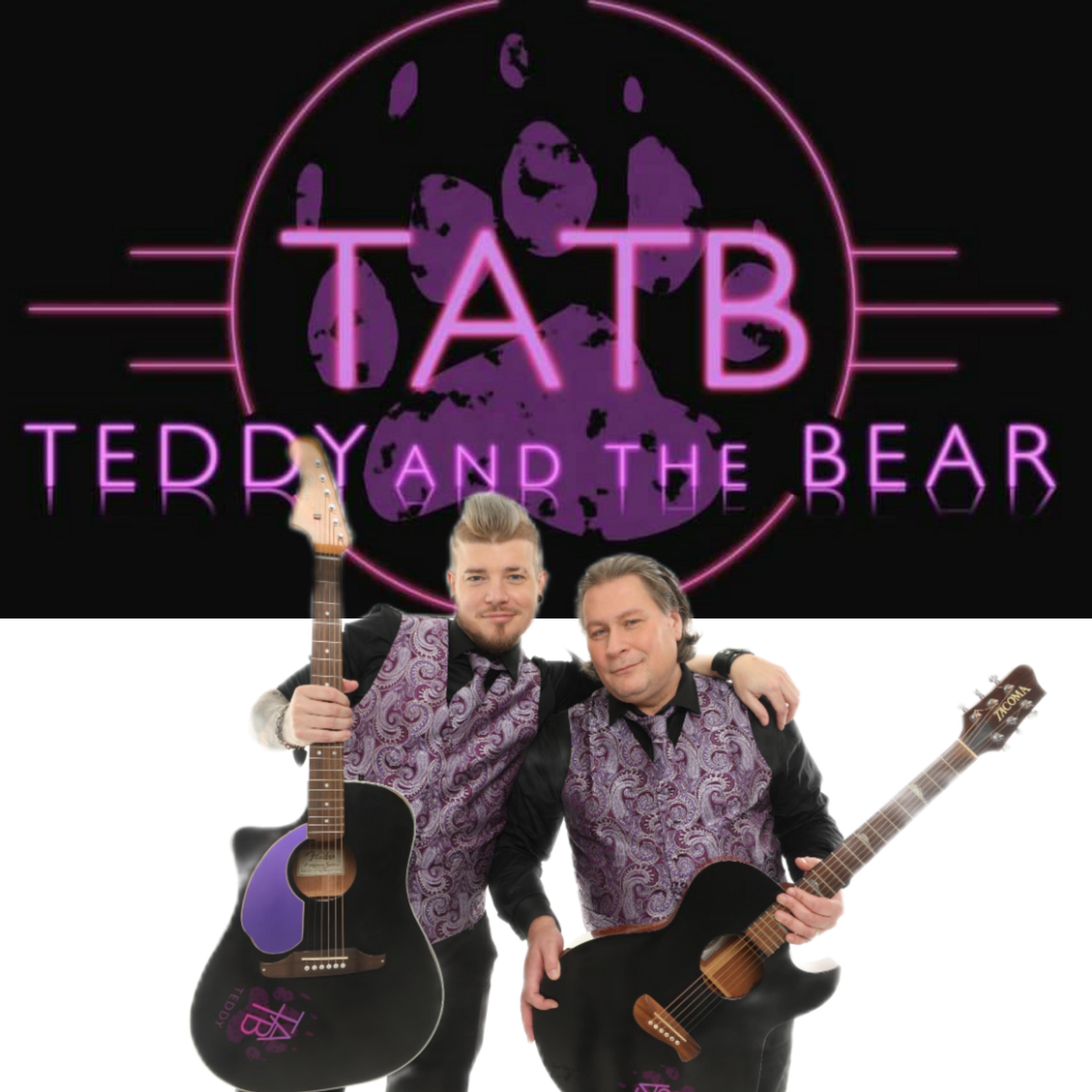 Teddy and the Bear- spelar på Solbrännan 2 juli