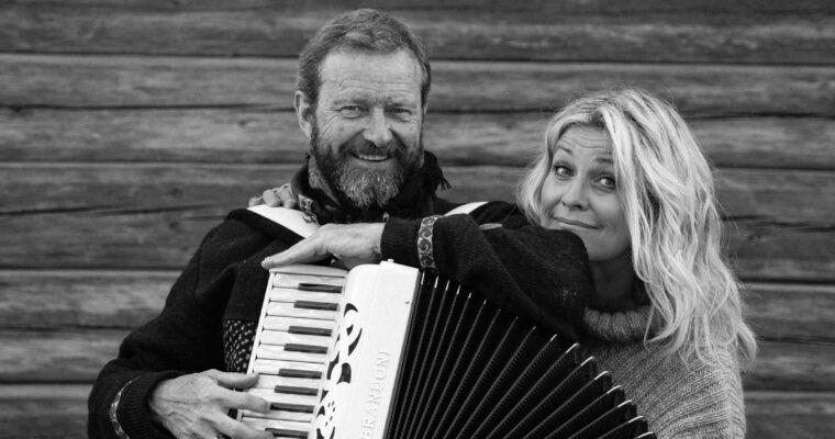 Julmys med Bengan Janson och Tina Ahlin